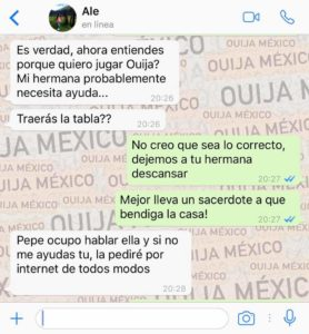 "Historia de WhatsApp ""Jacky"" 12"