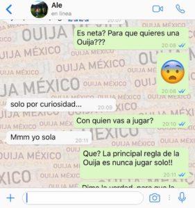 "Historia de WhatsApp ""Jacky"" 5"