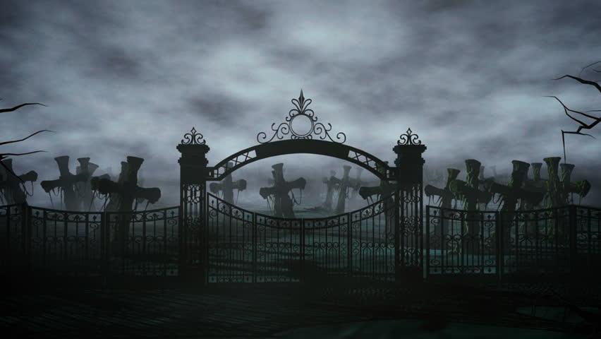 Resultado de imagen para cementerio terror