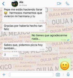 "Historia de WhatsApp ""Jacky"" - Parte 2 14"
