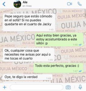 "Historia de WhatsApp ""Jacky"" - Parte 2 19"
