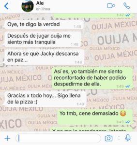 "Historia de WhatsApp ""Jacky"" - Parte 2 20"
