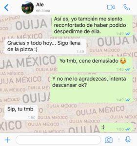 "Historia de WhatsApp ""Jacky"" - Parte 2 21"