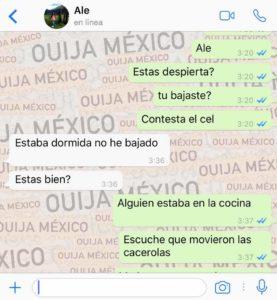 "Historia de WhatsApp ""Jacky"" - Parte 2 23"
