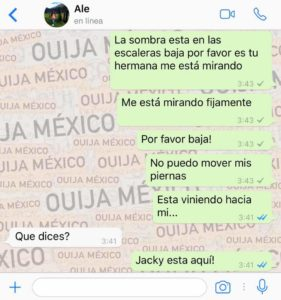 "Historia de WhatsApp ""Jacky"" - Parte 2 26"