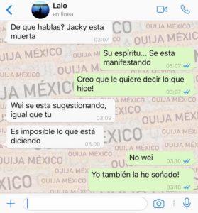 "Historia de WhatsApp ""Jacky"" - Parte 2 4"