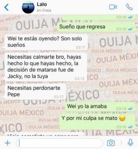 "Historia de WhatsApp ""Jacky"" - Parte 2 5"