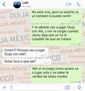"Historia de WhatsApp ""Jacky"" - Parte 2 7"