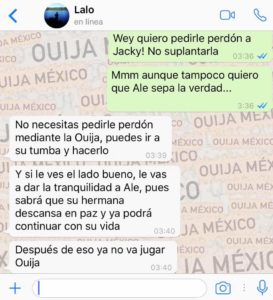 "Historia de WhatsApp ""Jacky"" - Parte 2 9"