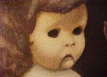 """La pintura embrujada de eBay """"Las manos lo resisten"""" 4"""