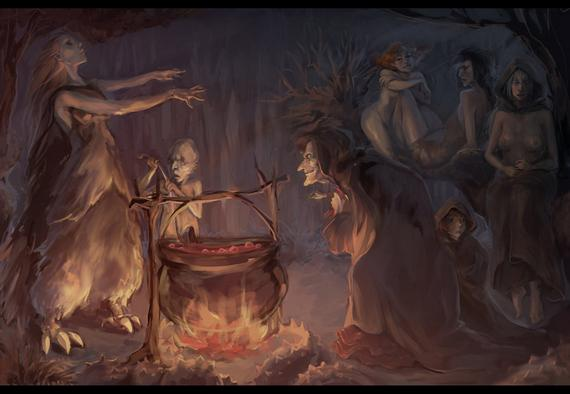 Las brujas de Tlaxcala 1