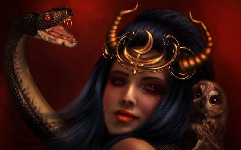 """La representación de la rebelión femenina """"Lilith"""" 391"""