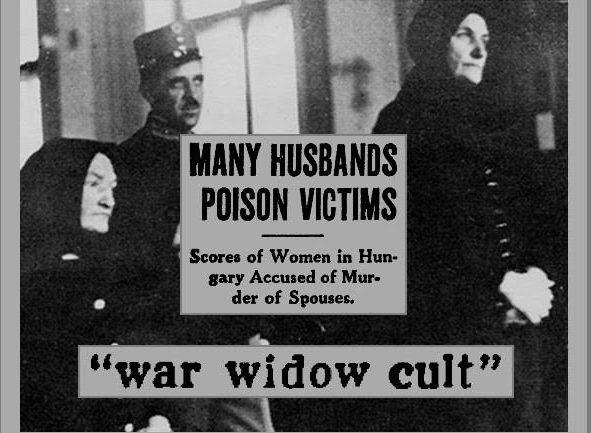 Las viudas que mataron a sus maridos 1