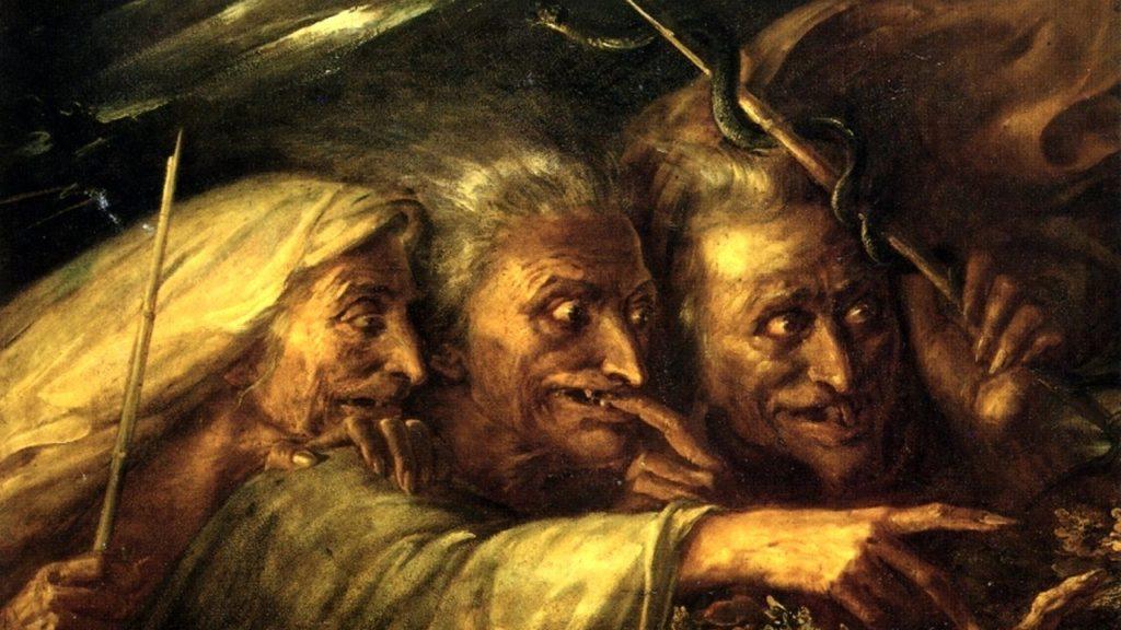 3 casos de brujas reales registradas (Historias de brujas) 1