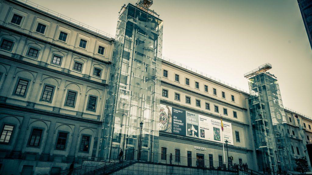 Los fantasmas del museo Reina Sofía 1
