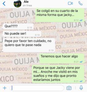 "HISTORIA DE WHATSAPP ""JACKY"" – PARTE 4 2"