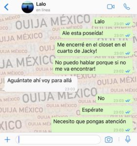 "HISTORIA DE WHATSAPP ""JACKY"" – PARTE 4 22"