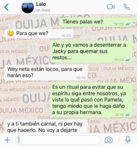 "HISTORIA DE WHATSAPP ""JACKY"" – PARTE 4 6"