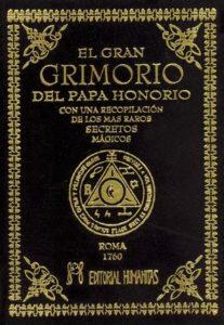 """""""El Gran Grimorio"""" un libro mágico inquietante 2"""