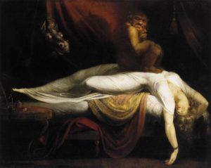 10 pinturas que causan terror 2