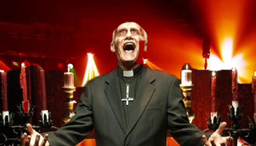 El sacerdote que pactó con el diablo 1