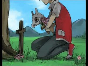 La leyenda de la canción diabólica de Pokemon 4