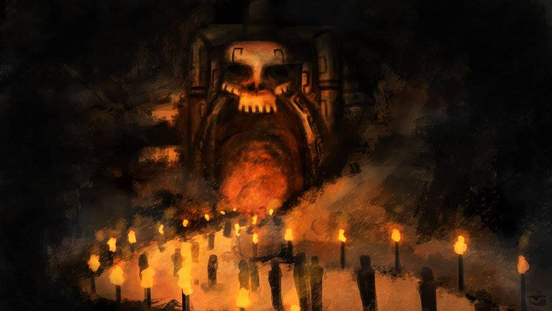 Los 9 niveles del infierno azteca 1