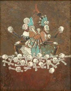 Los 9 niveles del infierno azteca 4