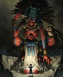Los 9 niveles del infierno azteca 2