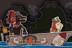 Los 9 niveles del infierno azteca 3