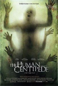 El Ciempiés Humano, la película más perturbadora que existe 3