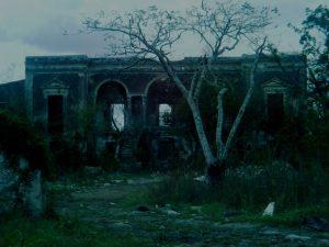 La hacienda embrujada de Cholul 2
