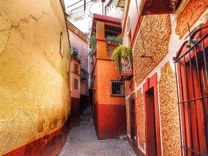 El Callejon del Beso Leyendas de Guanajuato 4
