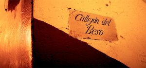 El Callejon del Beso Leyendas de Guanajuato 2