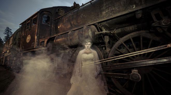 5 espeluznantes casos reales de trenes fantasmas 360