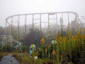 El parque de diversiones embrujado de Takakonuma 4