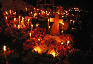3 sucesos aterradores en el Día de los Muertos 3