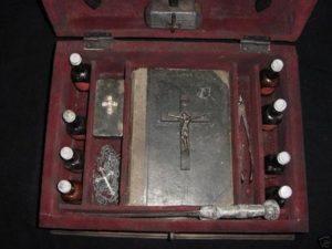 Los kits mata vampiros del siglo XVIII 5