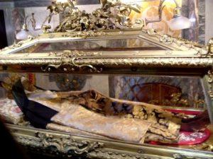 Los cuerpos conservados de los santos 3