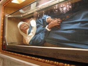 Los cuerpos conservados de los santos 2