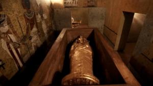 La terrible maldición de la momia de Tutankamón 5