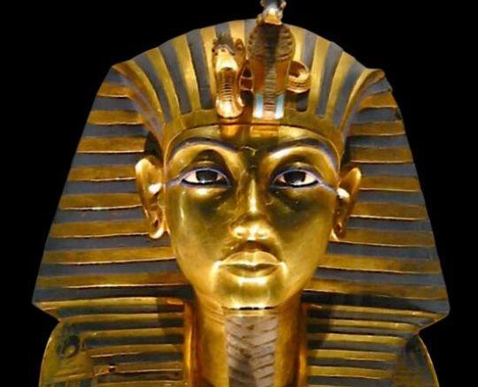 La terrible maldición de la momia de Tutankamón 1
