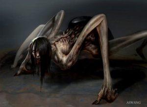 Criaturas vampíricas alrededor del mundo 3