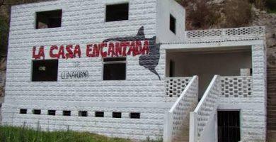 La casa encantada de Lunahuana 276