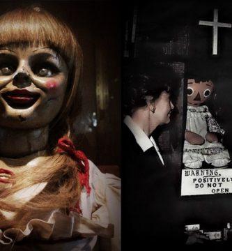 "La historia verdadera de ""Annabelle"" 332"