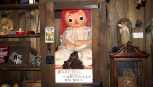 "La historia verdadera de ""Annabelle"" 9"