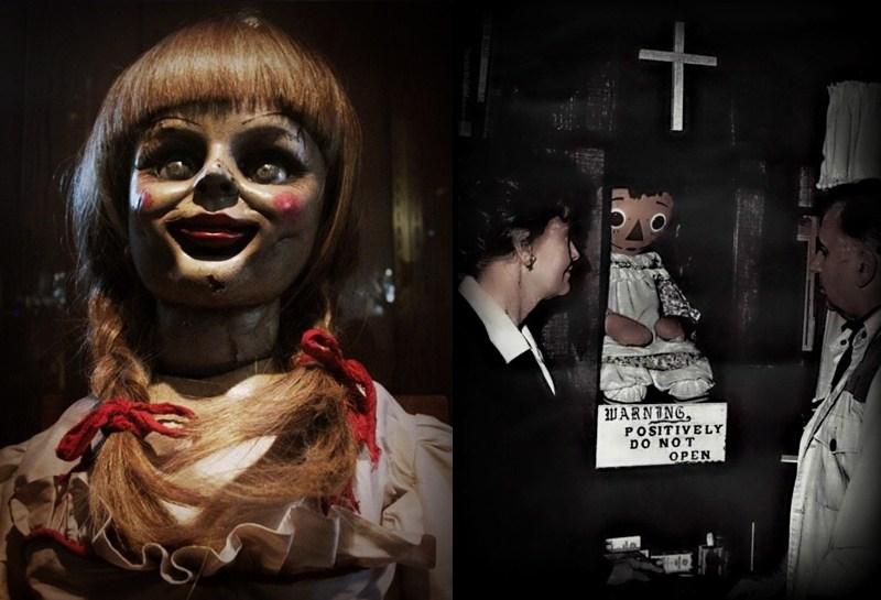 "La historia verdadera de ""Annabelle"" 1"