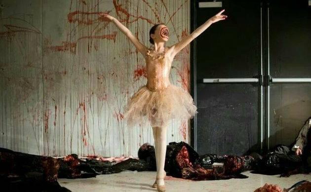La bailarina sin cabeza 1