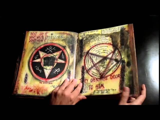 Otros 3 terribles libros como el necronomicon 1