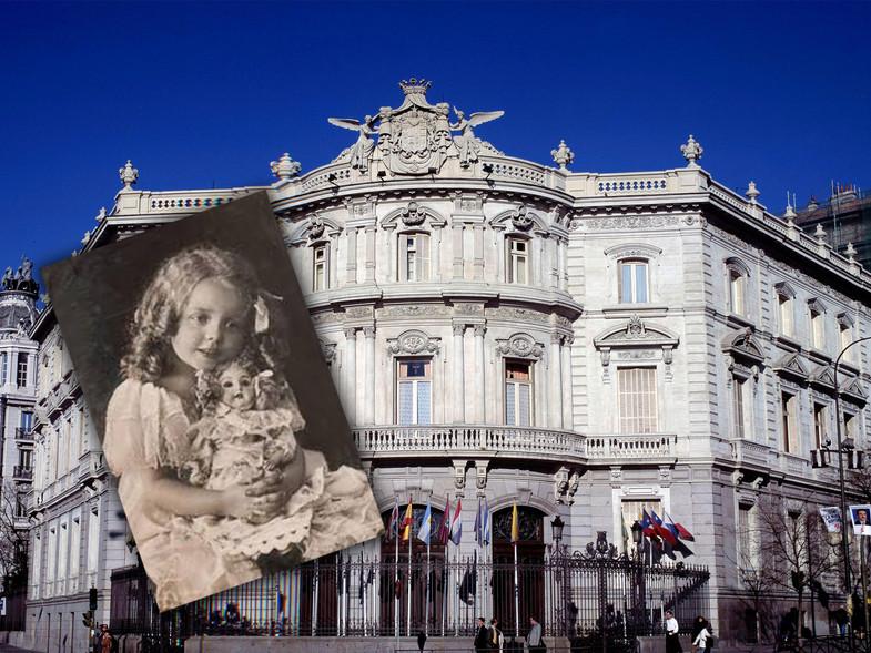 Los fantasmas del Palacio de Linares 1